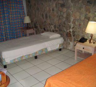 Betten Hotel Club Amigo Bucanero (existiert nicht mehr)