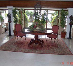 Lobby TRH Mijas