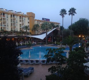 Pollansicht Hotel Viva Tropic