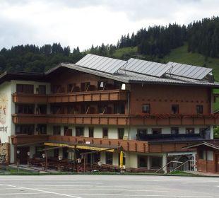 Rückansicht Hotel Brandauerhof