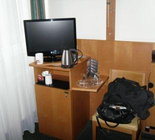 Minibar  Best Western Hotel München-Airport