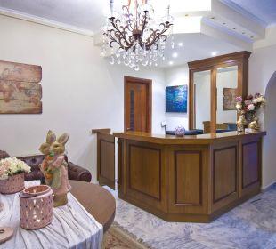 Reception Hotel Alkyonis