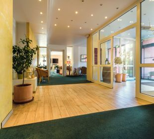 Lobby Hotel Wald und See