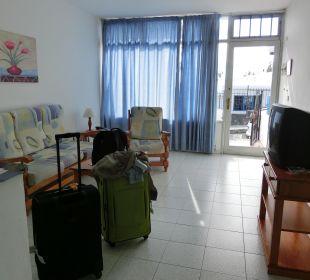 Wohnzimmer Hotel Jable