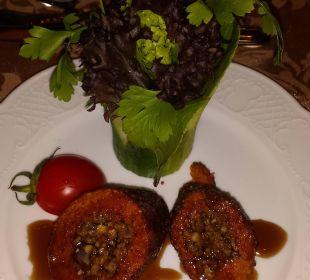 Warme Vorspeise osmanisch Adalya Art Side/Artside