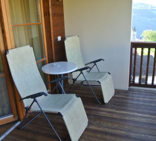 Balkon Hotel Taubers Unterwirt