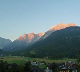 Sonnenaufgang Biovita Hotel Alpi