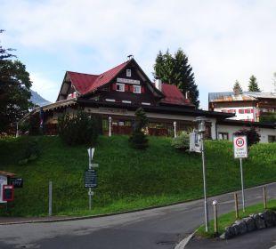 Gasthof Kreuz in Hirschegg / Kleinwalsertal Gasthof Kreuz