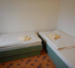 Zimmer der Kinder IFA Schöneck Hotel & Ferienpark