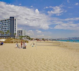 Hotel & Strand Hard Rock Hotel Ibiza