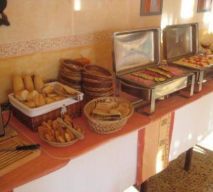 Frühstücksbüffet Hotel Casa Pepe