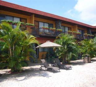 Außenansicht der Zimmer DoubleTree by Hilton Hotel Cariari San Jose - Costa Rica