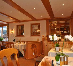 Restaurant (Grosser Saal) Romantik Hotel Hornberg