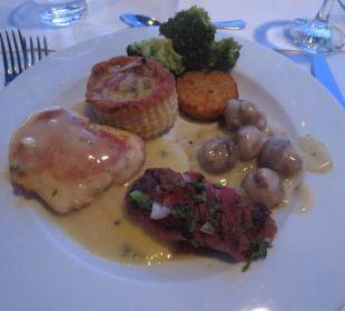 Abendessen AKS Annabelle Beach Resort