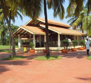 Fish & Olive Bar auf der Hotelanlage Hotel Holiday Inn Resort Goa