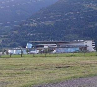 Außenansicht Hotel Tauern Spa Zell am See-Kaprun