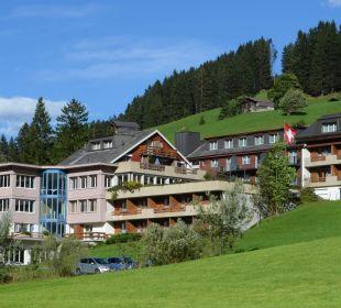 Sommerbild Hotel Alpina