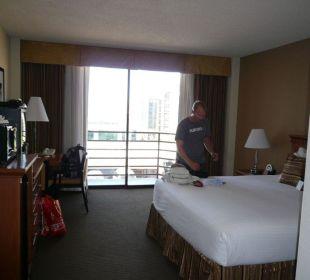 Geräumige Zimmer Best Western Hotel Bayside Inn