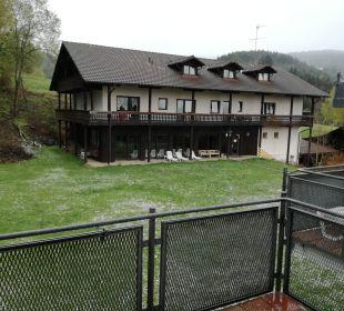 Ausblick Hotel Bayerischer Wald