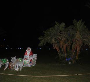 Weihnachtsdeko SUNRISE Select Royal Makadi Resort