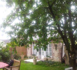 The garden #2 B&B Aux Rives de Honfleur