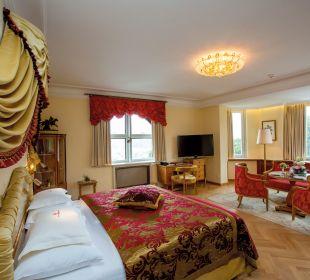 Zimmer Hotel Schloss Mönchstein