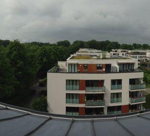 First Class Suite Terasse Lindner Park-Hotel Hagenbeck