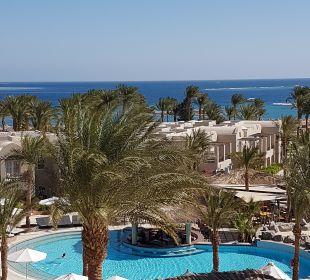 Turmaussicht Hotel Iberotel Makadi Beach
