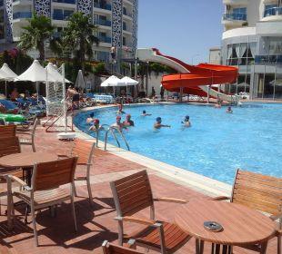 Poolbar Hotel Narcia Resort Side