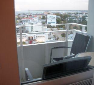 Balkon Hotel Neptun