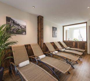 Ruheraum - Relaxraum - Sunstar Hotel Saas Fee Sunstar Boutique Hotel Beau-Site Saas-Fee
