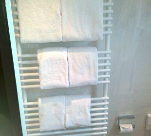 Die Handtuchheizung Romantik Hotel Bösehof