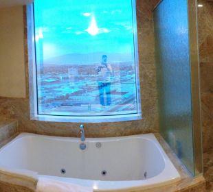Badezimmer Hotel Trump International
