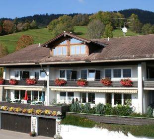 Aussenansicht Schwandenhof Ferienwohnungen