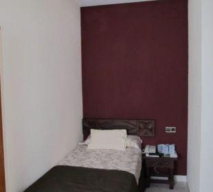 Einzelzimmer 404 Hotel Galeon