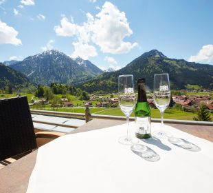 Ausblick Hotel Prinz - Luitpold - Bad