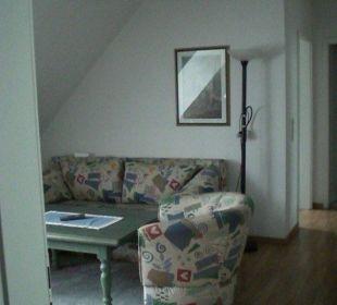 Wohnbereich Hotel Alt Annaberg Garni