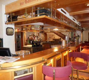 Gemütliche Bar in der Hotellobby Hotel Katschberghof