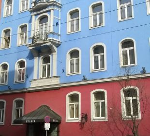 Красивый отель Hotel Urania
