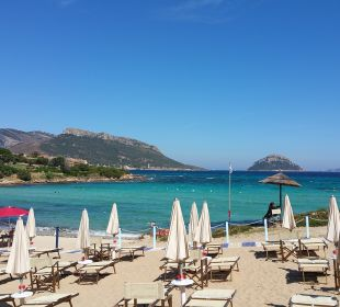 Strand Hotel Baia Caddinas