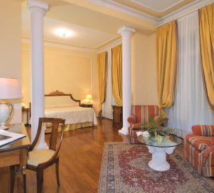 Camera Junior-Suite Hotel Terme Europa