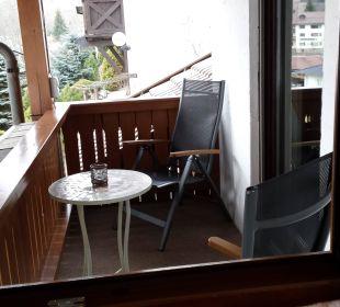 Balkon  Landhaus Meine Auszeit