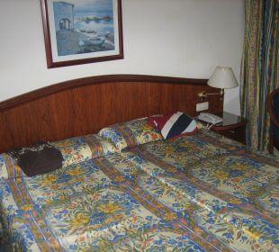Doppelbett VIK Hotel San Antonio