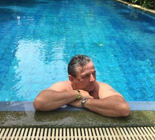 Einfach SUPER Pool im Grünen K Hotel