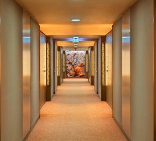 Hotelkorridor Austria Trend Hotel Savoyen Vienna