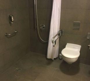 WC Adina Apartment Hotel Berlin Hackescher Markt
