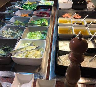 Salat Buffet Gran Hotel & Spa Protur Biomar
