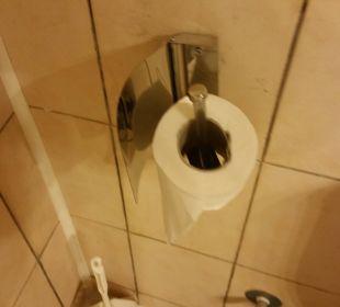 Alte Sanitäreinrichtung