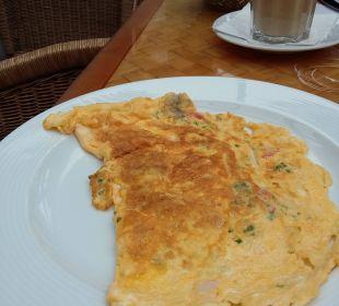 Omelett zu dünn und zu trocken Romantik Hotel Bergström