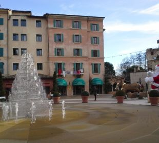 Piazza Hotel Colosseo Europa-Park